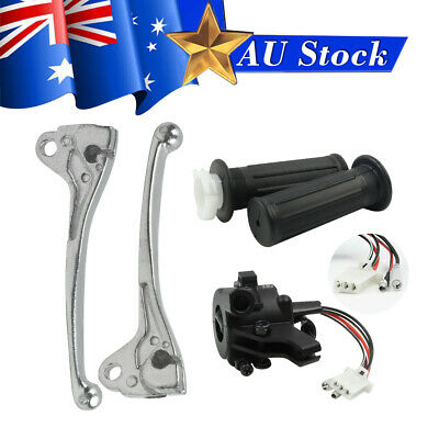 AU30.65 • Buy Brake Lever Grip Throttle Peewee Pw 50 Switch Accessory For Yamaha Pw50 Py50