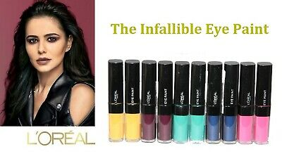 L'Oreal Infallible Make Up Eyeshadow Paint • 3.79£