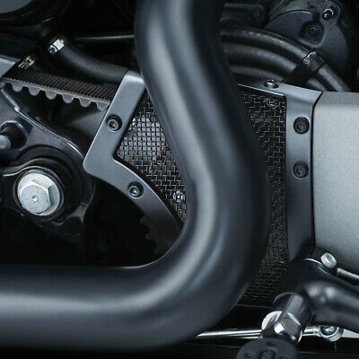 Kuryakyn 6555 Pulley Cover, Black Harley Forty Eight,Iron 883,Roadster,Seventy T • 116.99$