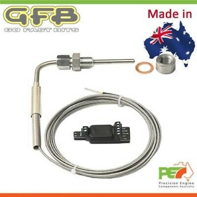 AU168 • Buy * GFB * D-Force Electronic Boost Controller EGT Kit For Nissan Patrol Y61 TD42