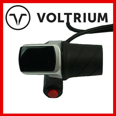 AU55 • Buy New Voltrium 60v LED LCD Throttle For Electric Scooter - 1000w 1300w 1600w 2000w