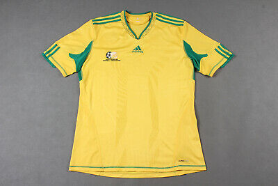 £17.99 • Buy South Africa National Team 2010/2011 Home Football Shirt Jersey Adidas Size L