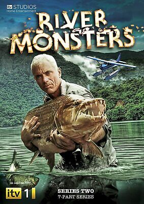 £12.99 • Buy River Monsters - Series 2 (DVD) Jeremy Wade