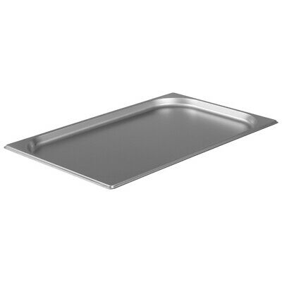 £13.99 • Buy Gastronorm Pan Stainless Steel Container Tray Bain Marie Food Pot Lid Divider