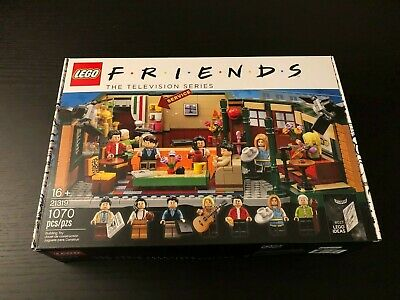 $129 • Buy NEW SEALED  LEGO Ideas: Central Perk (21319)