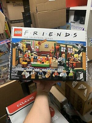 $99.98 • Buy LEGO Ideas 21319 Friends The Television Series Central Perk! BRAND NEW!!!