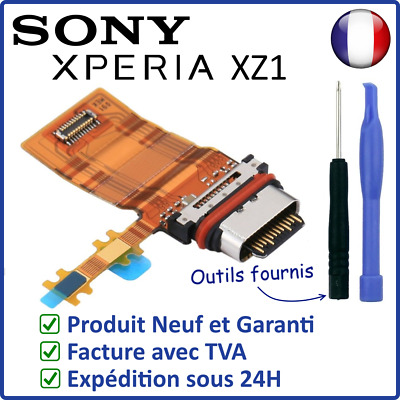 $ CDN15.26 • Buy Nappe Prise Usb Dock Connecteur De Charge Du Sony Xperia Xz1 G8341 G8342