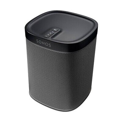 AU499 • Buy Sonos Play 1 Wireless Music Streaming Speaker System Black - Perfect Condition