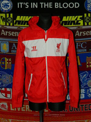 £37.99 • Buy 5/5 Liverpool Adults L MINT Warrior Football Track Jacket Hoodie Top Soccer
