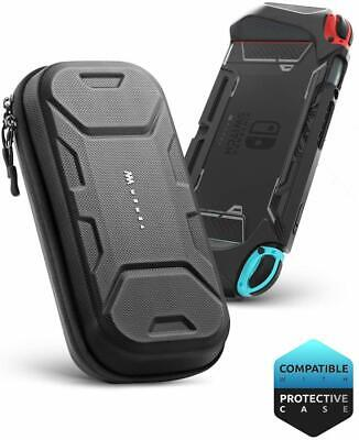 Mumba Nintendo Switch Carrying Case [Plus Version] Protective Travel Carry Pouch • 16.99$