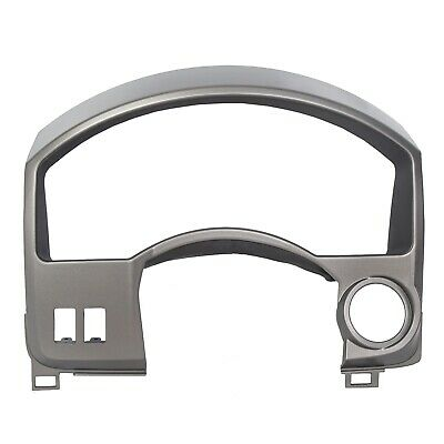 $97 • Buy For 2004-2006 Nissan Titan Armada Instrument Cluster Dash Panel Gauge Trim Bezel