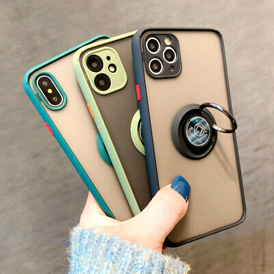 AU9.99 • Buy For IPhone 11/Pro/Max Xs/X XR Bumper Case Clear Hard Shockproof Hybrid Cover