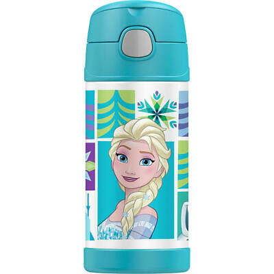 AU28 • Buy THERMOS Drink Bottle 355ml DISNEY Frozen Authentic Kids Lunch Box Back To School