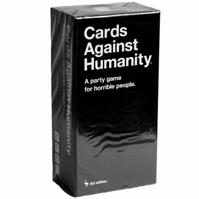 AU49.95 • Buy Cards Against Humanity Set Card Game Factory Sealed - Australian Edition V2.0