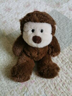 Keel Toys Small Brown Monkey Soft Toy 8  • 9.99£