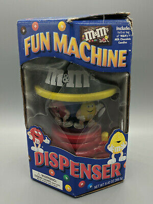 $39.95 • Buy M&M's World Fun Machine Candy Dispenser - New In The Box W Candy Free Shipping