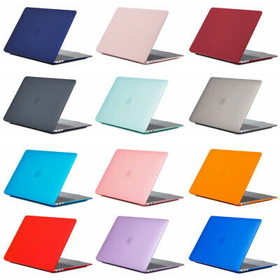 $13.99 • Buy Frosted Matte Hard Case Shell Protective Skin  For MacBook Air Pro 11  13  15