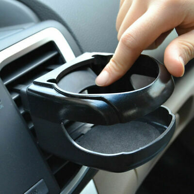 AU6.82 • Buy Car Accessories Drink Cup Holder Air Vent Clip-on Mount Water Bottle Stand