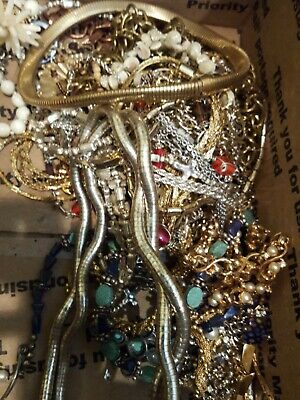 $ CDN32.96 • Buy NECKLACE JEWELRY LOT ALL Good Wear Resell Estate Vintage MODERN 3 Pc