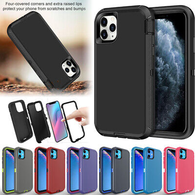 AU10.49 • Buy For Apple IPhone 12 Pro Max 11 Pro Shock Proof Heavy Duty Hard Rugged Case Cover