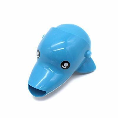 $9.99 • Buy Faucet Extender Shower Toy Dolphin Kids Hand Washing 5 Pcs