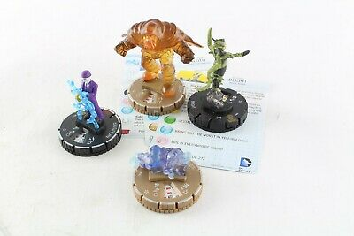 £16.99 • Buy Heroclix DC Justice League Trinity War Wrath Sloth Outsider Blight