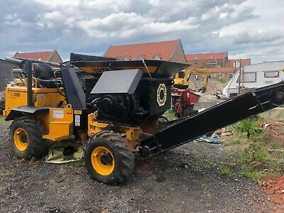 Crusher Hire Yorkshire, Recycling, Muck Away, Digger, Rubble, Grab Hire • 250£