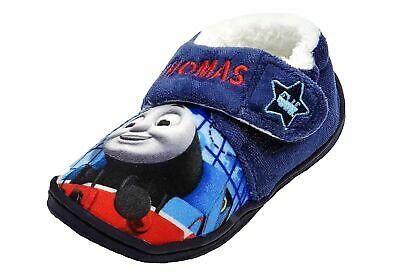Thomas The Tank Engine Slippers - Easy Wear Touch Fastening • 13.49£