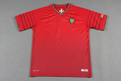 Forca Portugal Football T Shirt Top Tee Men's Jersey - Size S • 7.99£