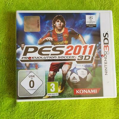 AU32.38 • Buy Nintendo 3DS - Pes 2011 - Pro Evolution Soccer (New)