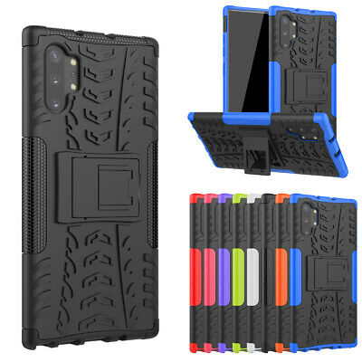 $ CDN5.35 • Buy For Samsung Galaxy Note 10 / 10+ Plus Case Shockproof Kickstand Armor Cover