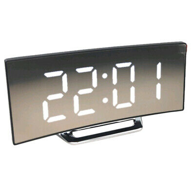 LED Display Alarm Clock Digital Projection Clock With 12/24 Hours Clock-01 • 10.14£