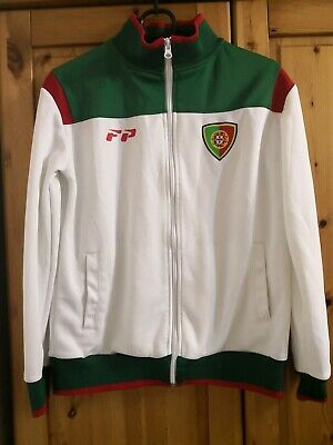 Portugal Football Track Top For Boys Or Girl Size Medium 11/12 Years  • 9.99£