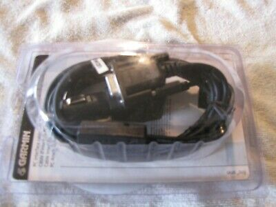 Garmin Rino Power Adapter 12v Garmin 110 120 130 010- 10326-02 • 17.75$