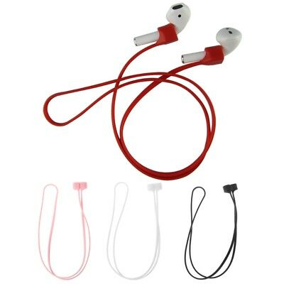 $ CDN2.08 • Buy Earphone Anti-Lost Strap For AirPods Wireless Headset Silicone String Rope 2019