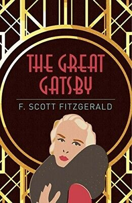 The Great Gatsby - Very Good Book F Scott Fitzgeral • 3.17£