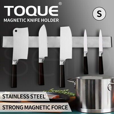 AU17.99 • Buy Magnetic Wall Mount Knife Holder Utensil Rack Heavy Duty Kitchen Chef Tool 30cm