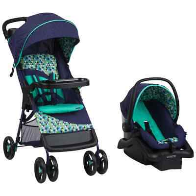 $259 • Buy NEW Baby Stroller With Car Seat Infant Playard Crib Travel System With Bassinet