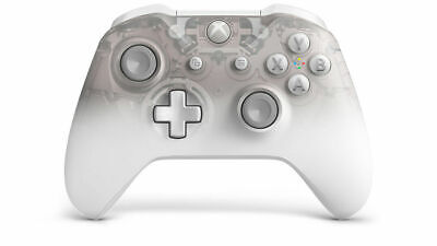 Microsoft New Xbox One Phantom White Special Edition Controller Never Used • 49.99$