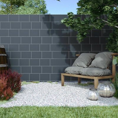 Panel Cover Privacy Garden Fence Balcony Shade Mat Screen 19 Cm X 40 M Colours • 39.99£