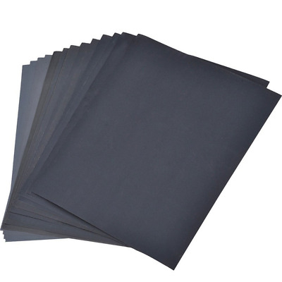 Wet And Dry Sandpaper P60 - P2000 Grit Sand Paper Mixed - You Choose • 5.75£