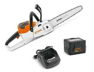 """View Details New Chainsaw Battery STIHL MSA 120 Guide Bar 12"""" 30cm Chain 1/4"""" 1.1mm 64 DL • 249.00£"""