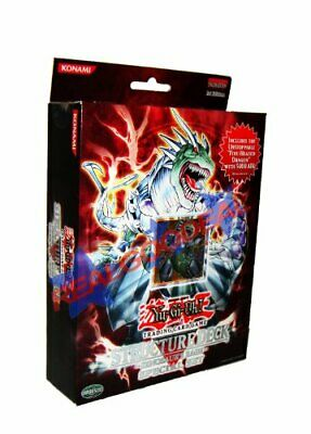 AU111.24 • Buy YuGiOh GX Dinosaurs Rage 1st EDITION Special Edition Structure Deck Includes ...