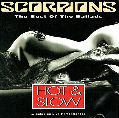 £5.14 • Buy  (CD) Scorpions - Hot & Slow - The Best Of The Ballads - In Trance, Far Away