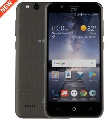 $24.99 • Buy NEW ZTE Blade Vantage Z839 Verizon Prepaid 4G Lte  5.0  HD 8MP Android 7