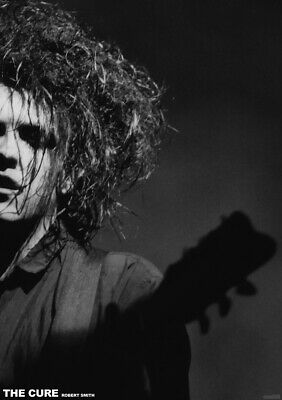 £6.99 • Buy The Cure - Robert Smith NEW POSTER - A1 Size 84.1cm X 59.4cm - 33  X 24
