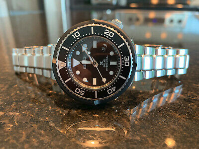 $ CDN600 • Buy Seiko Prospex 200m Solar Diver Tuna Limited Edition SBDN021