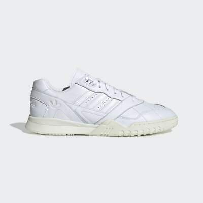 $ CDN134.97 • Buy Adidas Originals Men's White Leather A.R. Trainer Shoes EE6331