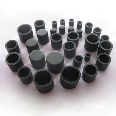 £1.23 • Buy Black Silicone Rubber Hose End Blanking Cover Caps Cap Heat Resist 2.8~60.5mm