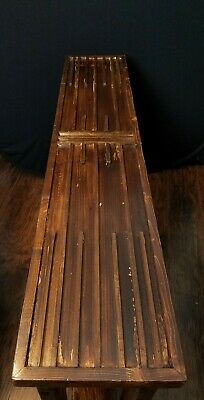$450 • Buy Custom Hand Crafted Rustic Table Pine Wood Table